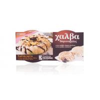 Халва ваниль-шоколад KANDYLAS 200 грамм