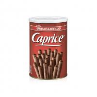 Вафли венские с фундуком и шоколадным кремом CAPRICE