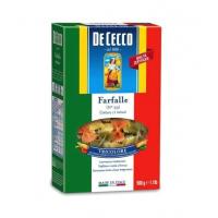 De Cecco № 93 Фарфалле триколор (De Cecco № 93 Farfalle trecolore)