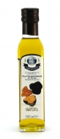 Нерафинированное оливковое масло ароматизированное черными трюфелями Olitalia