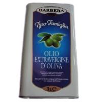 "Сицилийское оливковое масло Olio extra vergine di oliva ""Famiglia"""