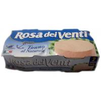 "Тунец в собственном соку ""Rosa dei venti"" (Tonno al NATURALE)"