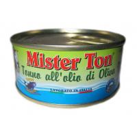 """Тунец в оливковом масле """"Mister Ton"""" (Tonno al olio oliva)"""