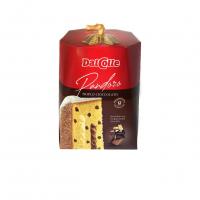 Рождественский кулич Пандоро Три шоколада (Dalcolle pandoro triplo cioccolato)