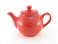 Чайник 600 мл красный