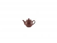 Чайник 600 мл матовый коричневый