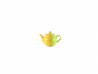 Чайник 600 мл зелёно-жёлтый