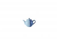 Чайник 600 мл сине-голубой