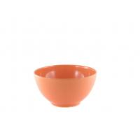 Салатник 13 см оранжевый