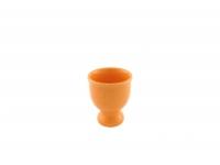 Подставка под яйцо оранжевая
