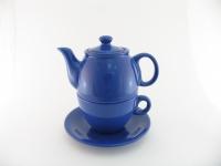 Чайный дуэт 2 предмета синий