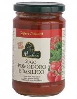 Соус Помидоро - Базилико 300 гр Sugo al Pomodoro e Basilico