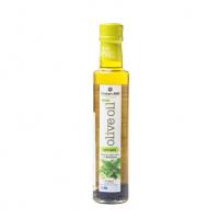 Масло оливковое с базиликом Extra Virgin with basil CRETAN MILL