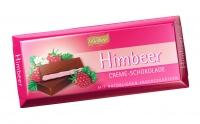 Тёмный шоколад Böhme с малиновой начинкой 62 %