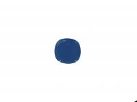 Тарелка подстановочная квадратная 26 см синяя