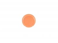 Тарелка подстановочная 23 см оранжевая