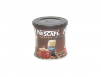 """Кофе растворимый """"Nescafe classic"""" (Греция) 50 грамм"""