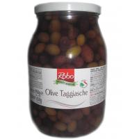"""Маслины ТАДЖАСКИ с косточкой в рассоле с пряными травами """"Robo"""" (Olive Taggiasche interi in salamoia con erbe)"""