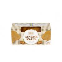 """Хрустящее имбирное печенье со вкусом миндаля """"Almond"""" NYAKERS"""