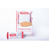 """Хрустящее карамелизированное печенье """"Café Crisp"""" ANNA FAGGIO (25шт. в индивид. упаковке)"""