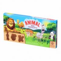 Фигурки из молочного шоколада «Животные»