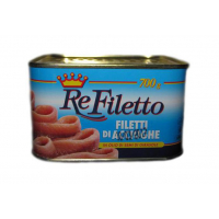 Филе анчоусов в растительном масле (Filetti di acciughe)