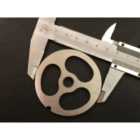 Решетка мясорубки Bosch, Zelmer, Bork D=62mm