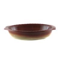 Форма для выпечки «Гурман» овальная светлый орех