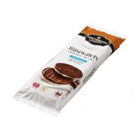 Рисовые «вафли» Continental Bakeries с глазурью из молочного шоколада