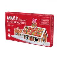 Имбирный пряничный домик (Pepparkaashus) Anna's