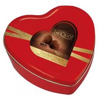 Трюфели Jacquot Tender Heart Нежное сердце в жестяной упаковке