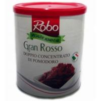 Концентрированная томатная паста Robo (Doppio concentrato di pomodoro, Robo)